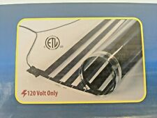 NEW QuietWarmth 120-Volt Electric Radiant Heated Floor Film Heating System 3'x5'