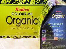 Colour Me Organic Henna Hair Dye Natural Hair Colour Brown Black 100g Free Ship