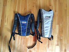 Lot of 2 CamelBak Hydration Backpacks - Zoid & SnoBowl Backpack - Packs Only