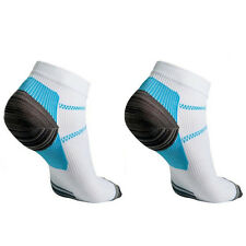 New Plantar Fasciitis Relief Anti-Fatigue Compression Socks and Foot Sleeve UKP