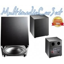 Indiana Line BASSO 840 Subwoofer Attivo Home Cinema Theatre Twin Port