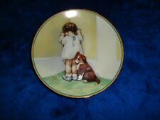 A Child'S Best Friend Plate from The Hamilton Collection