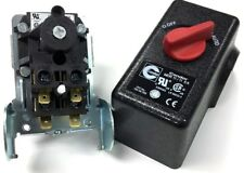 Two Stage Air Compressor Pressure Switch 4 Port 145 Psi On 175 Psi Off Codor