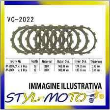 KIT DISCHI FRIZIONE SUGHERO VESRAH YAMAHA YZF R 1 R1 1000 2003