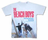 Beach Boys Summer Days All Over Print Mens Sublimated T Shirt New Official Adult