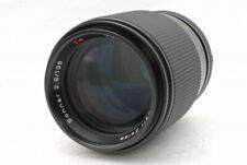 Contax Carl Zeiss Sonnar 135mm f/2.8 f 2.8 MMJ Lens *7071018