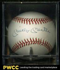 Mickey Mantle Signed Autographed Baseball Sweet Spot AUTO, JSA Auth, LOA