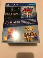 😍 playlink playstation 4 ps4 neuf scelle 4 jeux pack jeu entre amis