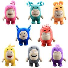 18cm Oddbods Kid's Plush Doll  Stuffed Character Children's Gifts Soft Toys kids