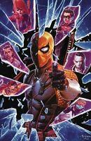 TEEN TITANS #29 DC COMICS Suayan Variant Terminus Agenda 2019 COVER B