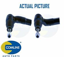 2 x NEW COMLINE FRONT TRACK ROD END RACK END PAIR OE QUALITY CTR1019