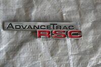 02 03 04 05 06 07 FORD EXPLORER EXPEDITION ADVANCE TRAC RSC EMBLEM LOGO BADGE