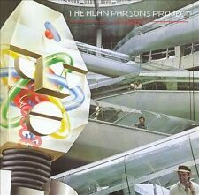 I Robot by The Alan Parsons Project, Alan Project Parsons (CD, Oct-2006, Arista)