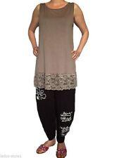 Damenblusen,-Tops & -Shirts im Trägertops-Stil mit Spitze und Stretch für Freizeit
