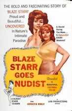 Blaze Starr va nudiste Poster 01 A4 10x8 photo print