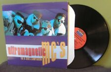 "Ultramagnetic MC's ""The B-Sides Companion"" LP NM OOP Kool Keith Ced Gee"