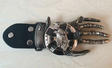 Skeleton Hand Solid Biker Belt Buckle-Motorcycles-Bikes-Ornament-Trikes-Gothic
