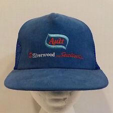 AULT Foods Sealtest Dairy Silverwood Dairy Snapback Baseball Truckers Hat Cap