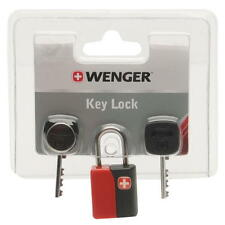 MINI Wenger Zahlenschloss Travel Key Lock Koffer Kofferschloss Trolley  WOW Red