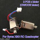 2PCS CW CCW Motor Main Motor Engine Spare Parts for Syma X8G RC Quadcopter Drone