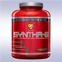 BSN SYNTHA-6 (5 LB / 48 SERVINGS) protein matrix powder whey casein bcaa edge