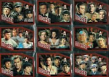 STAR TREK 35TH ANNIVERSARY SET OF 9 MORFEX CARDS M1-M9