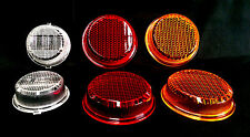 MAZDA RX3 SAVANNA 10A 12A S102A S124A BRAKE INDICATOR TAIL LIGHT LENSES 6pc