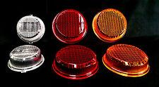 MAZDA RX3 SAVANNA 10A 12A S102A S124A BRAKE INDICATOR TAIL LIGHT LENSES   6pce