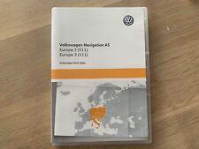 SD-kaart Europa3 -Navigation AS -Volkswagen VW Discover Media 2  v11-5NA919866AA