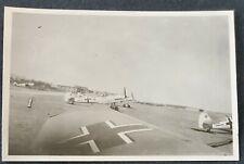 More details for ww2 original photo of german luftwaffe messerschmitt bf109 ii/jg3 cambrai france