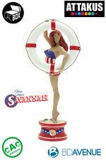 "Statuette Attakus / Olivier Vatine - Pin-Up ""Savannah""  Pas Fariboles Pas Leblon"