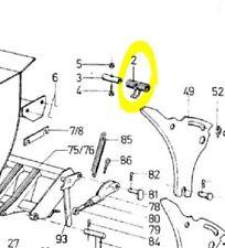 Mengele Ersatzteile Ladewagen  Quadro Schenkelfeder 25 Messer  Steinsicherung
