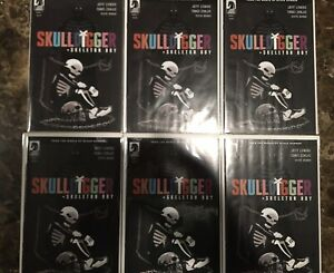 Skulldigger And Skeleton Boy #1 Cover A NM