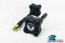 VAS TBS IBCRAZY VIDEO AERIAL TEAM BLACK SHEEP 5.8GHZ TRIUMPH ANTENNA SET FPV RC