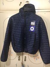 bomber bloomor blomor jacket blu giubbino bomberino shirt giubotto giubotto