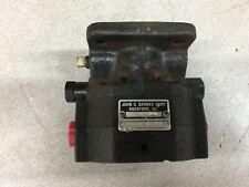 NEW NO BOX JOHN S BARNES PUMP 0H65-V1-021810