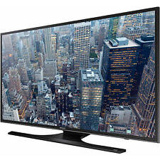 "Samsung UN55JU6500 55"" 4K Ultra HD 2160p 60Hz LED Smart HDTV 4 HDMI 4K x 2K TV"