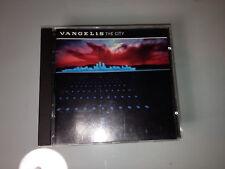 The City by Vangelis (CD, Nov-1990, Atlantic)