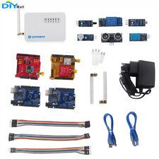 Dragino LoRa IoT Development Kit 868MHZ LG01-P LoRa Gateway LoRa/GPS Shield