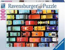 RAVENSBURGER PUZZLE*1000 TEILE*TRAFFIC JAM*RARITÄT*NEU+OVP