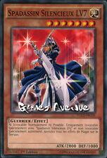 Yu-Gi-Oh ! Spadassin Silencieux LV7 YGLD-FRC06 (YGLD-ENC06) VF/COMMUNE