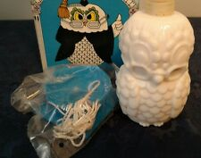 Avon Dr. Owl in Box
