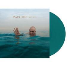 PAUL KELLY Life Is Fine LTD Ed Sea Blue Vinyl Lp Record NEW Sealed