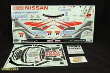 Tamiya 58412 Nissan Xanavi GTR R-35 Stickers Set