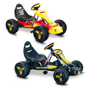 Hecht Gokart Kinder Tret Go Kart Tretauto Tretfahrzeug Kinderfahrzeug Cart