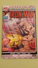 comics iron man le retour des héros n°7