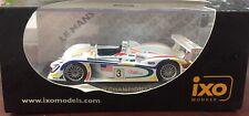Ixo 1:43 LMM003 Audi R8 Team Champion 24H Le Mans 2003