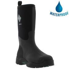 Muck Boots Derwent II Mens Neoprene Wellington Black Wellies Size 7-11