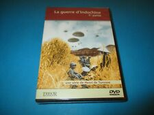 LOT 2 DVD LA GUERRE D'INDOCHINE, H. TURENNE, TRESOR DU PATRIMOINE, NEUF EMBALLE