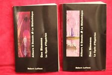 La chute d'Hypérion 1 et 2 - Dan Simmons - Robert Laffont